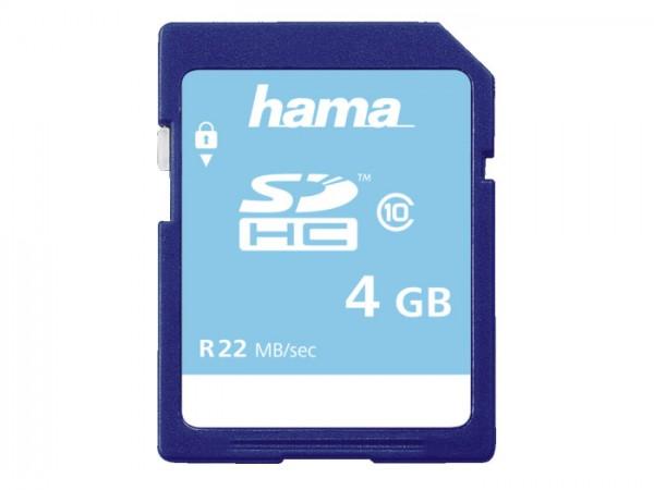 Hama SD 4GB CLASS 10