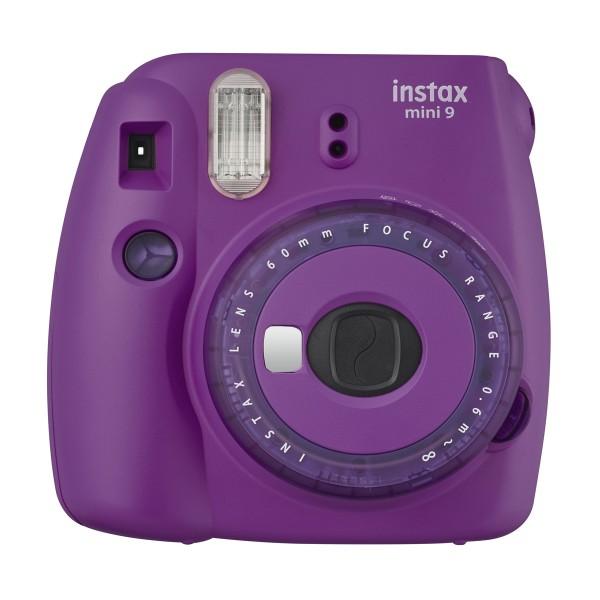 Fuji Instax Mini 9 clear purple limited edition