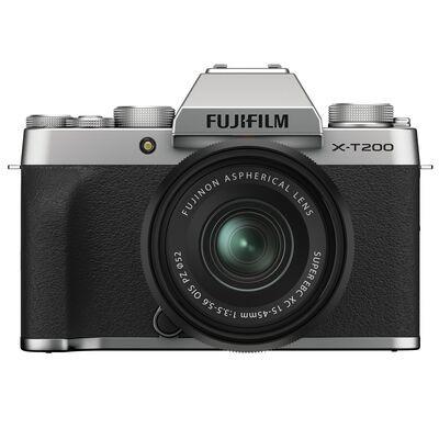 Fuji X-T200 + XC15-45mm schwarz Kit