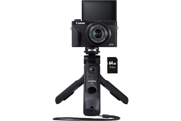 Canon G7X Mark III Vlogging Kit Premium