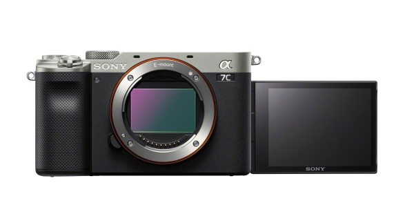 Sony Alpha ILCE-7C Body silber