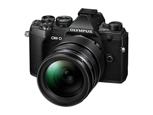 Olympus E-M5 Mark III schwarz 12-40mm F/2.8 schwarz Kit - Jetzt 150,- sparen!