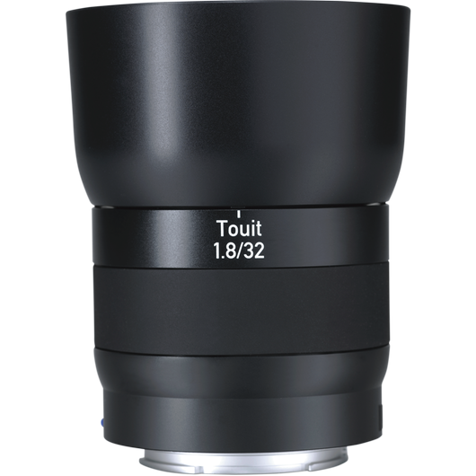 Zeiss TOUIT 32/1,8 X Fuji