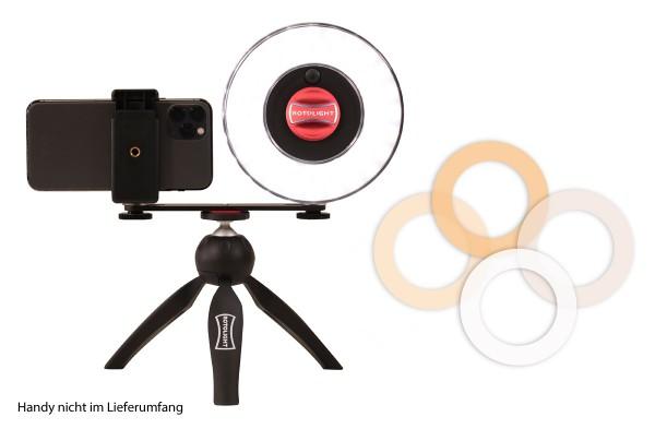 Rotolight RL48-B Ultimate Vlogging Kit