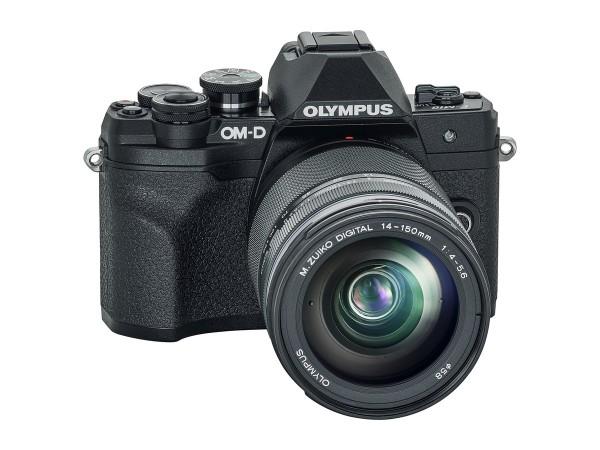 Olympus E-M10 IV black + 14-150 II