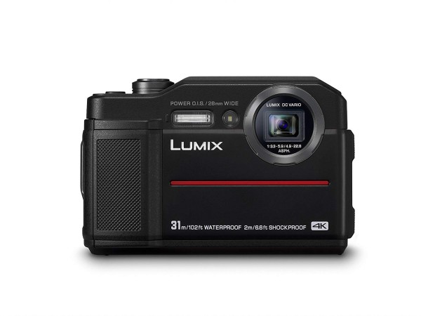 Panasonic LUMIX FT7 schwarz