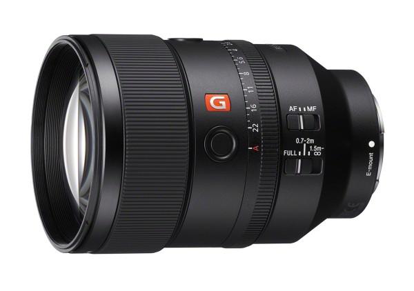 Sony SEL FE 1,8/135 mm GM schwarz