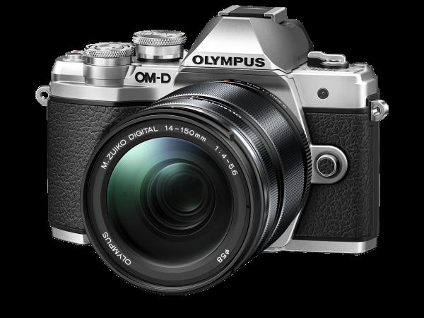 Olympus E-M10 Mark III silber + 14-150mm