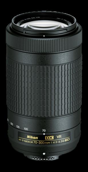 70-300/4,5-6,3 G AF P DX VR ED