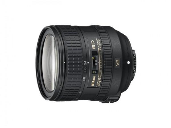 Nikon AF-S 24-85 G ED VR