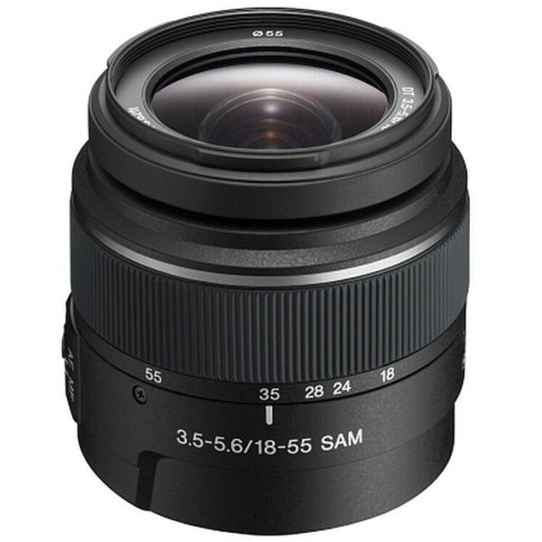 Sony SAL 18-55mm DT