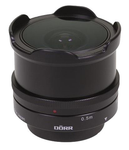 Dörr Fisheye 12mm Canon EF-M