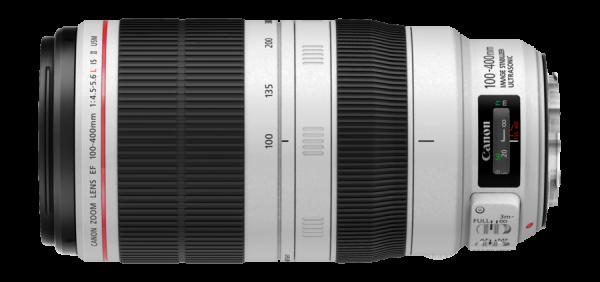 100-400/4,5-5,6 L IS II USM