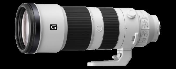 Sony SEL FE 5,6-6,3/200-600 mm G OSS weiß