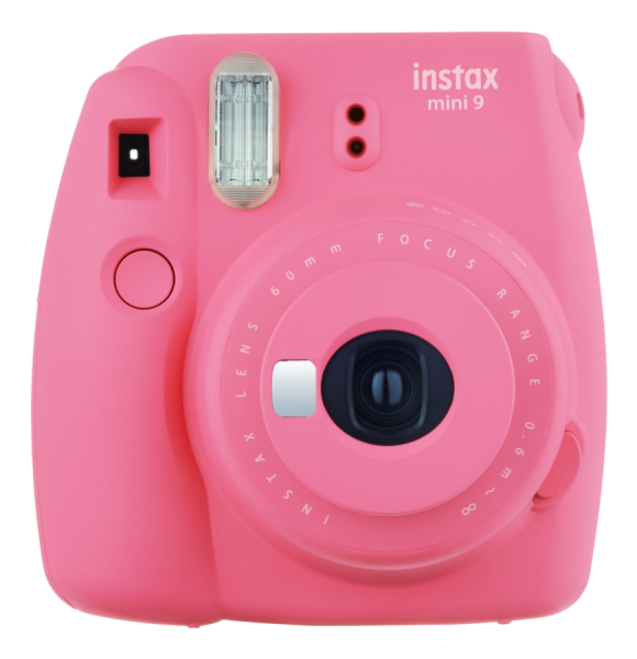INSTAX MINI 9 FLAMINGOPINK