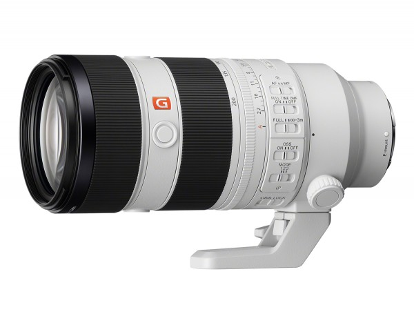 Sony SEL FE 2,8/70-200 mm GM OSS II
