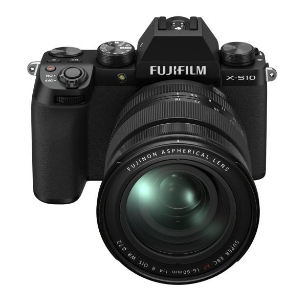 Fujifilm X-S10 + XF 16-80/4