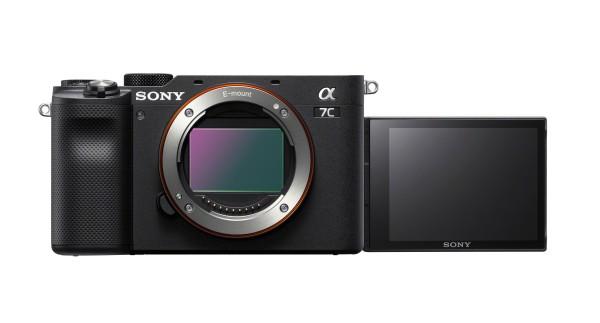 Sony Alpha ILCE-7C Body schwarz