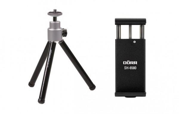 Dörr Smartphone Stativ Set MB-205