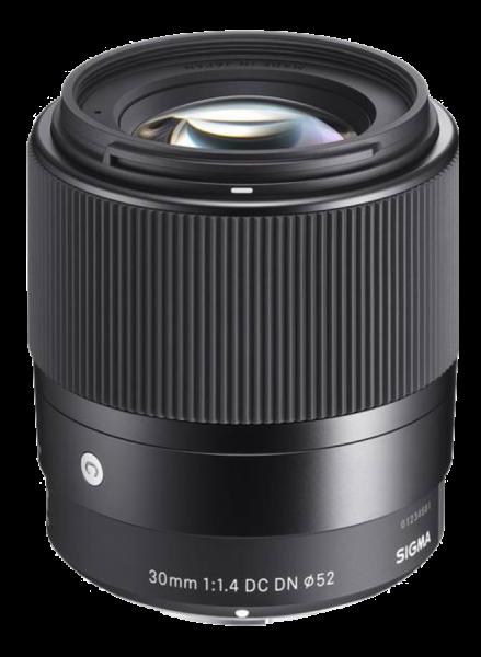 Sigma 30mm F/1,4 DC DN Contemporary Canon EF-M