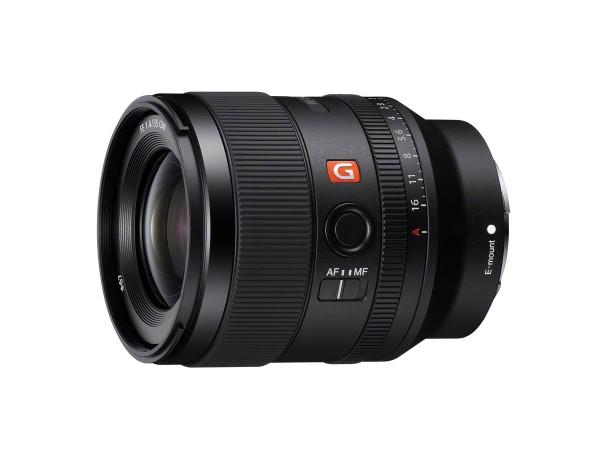 Sony SEL 1,4/35 mm GM