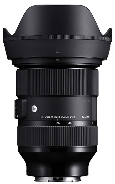 Sigma 24-70/2,8 Art Sony E-Mount