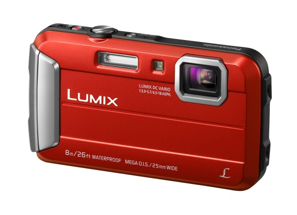 Panasonic Lumix FT30 rot