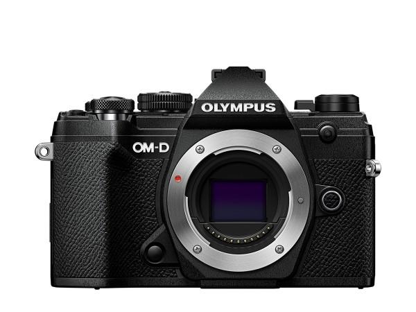 Olympus E-M5 Mark III schwarz - Jetzt M. Zuiko Digital 25mm & ECG-5 gratis dazu