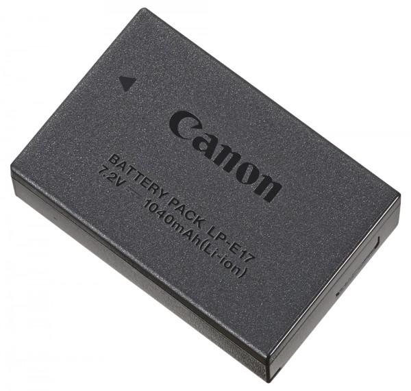 Canon Original Akku LP-E17 für 750D 760D 800D EOS M3 M6 M5