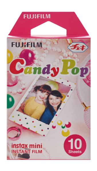 INSTAX MINI FILM CANDY POP EP