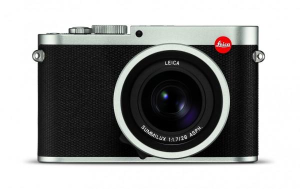 Leica Q Typ 116 silbern eloxiert - Jetzt 500€ sparen!