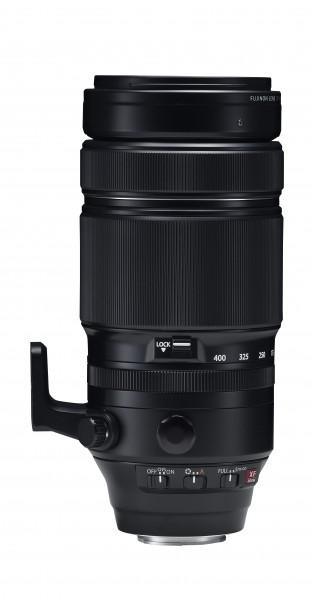 Fujifilm XF100-400 F4.5-5.6 R LM OIS WR + 1,4x TC