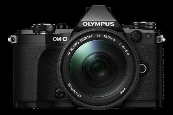 OM-D EM 5 MKII SCHW. + 14-150