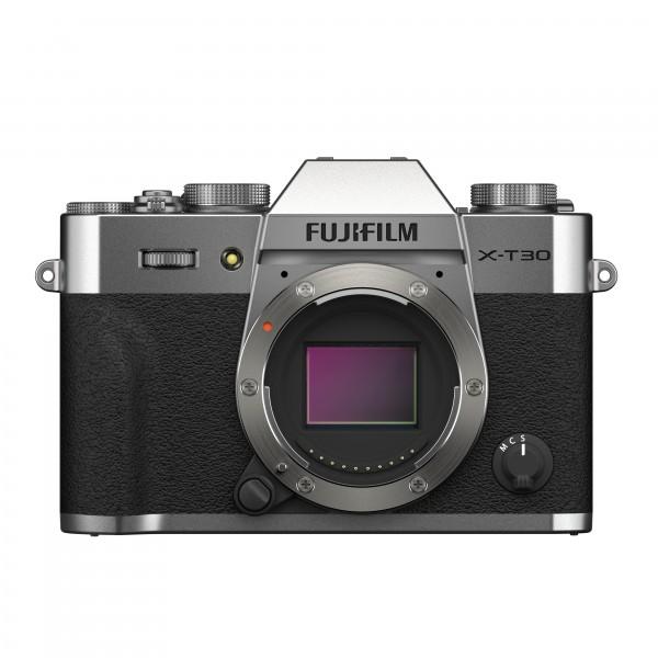FUJIFILM X-T30 II silver