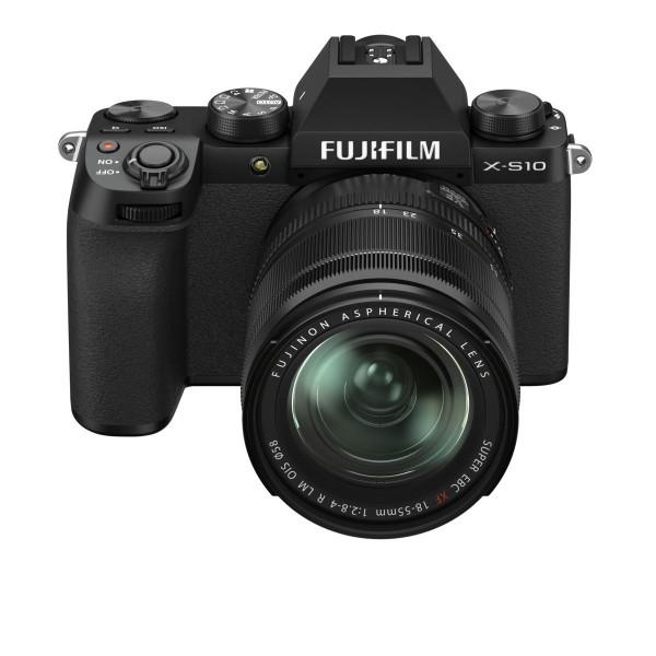 Fujifilm X-S10 + XF 18-55/2,8-4