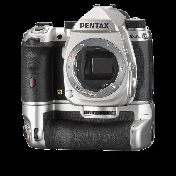 Pentax K-3 III silber Premium Kit