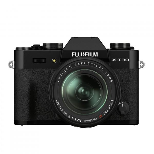 FUJIFILM X-T30 II black + XF18-55mm Kit