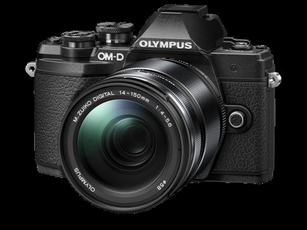Olympus E-M10 Mark III schwarz + 14-150mm