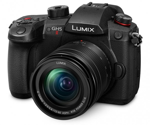 Panasonic Lumix GH5 II + 12-60 DC