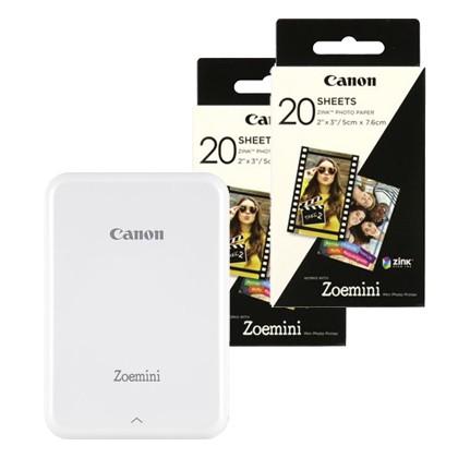 Canon Zoemini Weiss + 40 Bilder