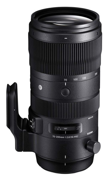 Sigma 70-200mm F2,8 DG OS HSM Sports Canon