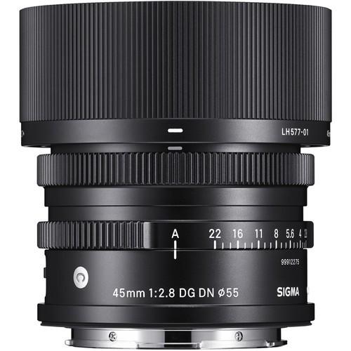 Sigma 45/2,8 DG Sony E-Mount Contemporary