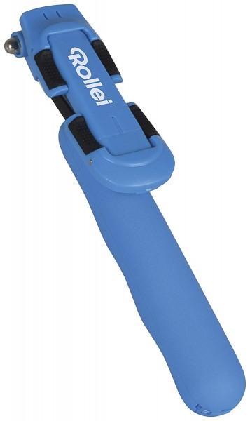 Rollei Selfie Stick 4Me blau