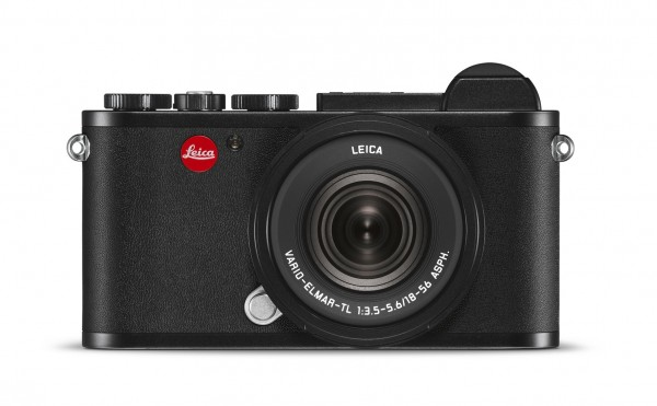 Leica CL + 18-56 schwarz eloxiert