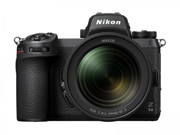 Nikon Z 6II + 24-70/4 S + FTZ Objektivadapter