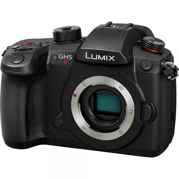 Panasonic Lumix GH5 II Gehäuse, GRATIS 25mm Objektiv !