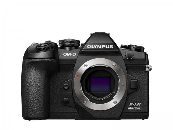 Olympus E-M1 III Gehäuse schwarz - Jetzt 200,- sparen!