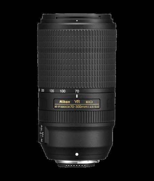 Nikon AF-P 70-300/4,5-5,6 ED VR