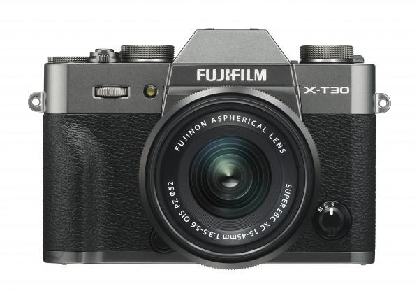Fujifilm X-T30 anthrazit + XC15-45mm F3.5-5.6 OIS PZ