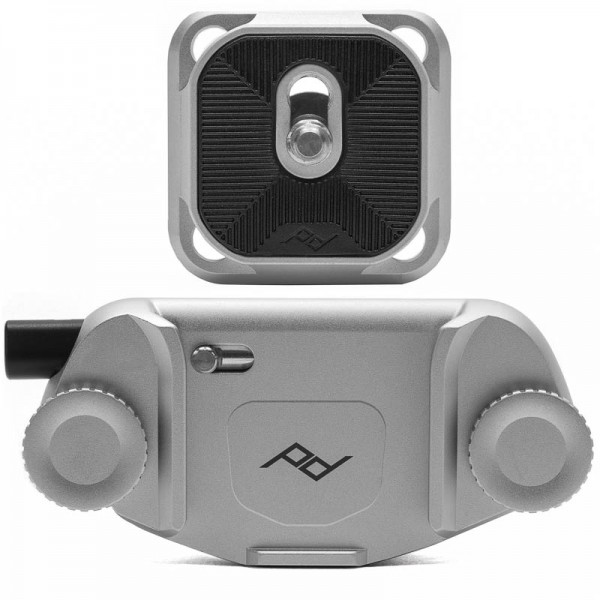 Peak Design Capture Clip V3 silver